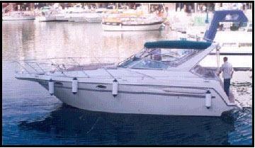2000 Maxum SCR3000