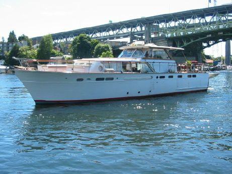 1961 Chris-Craft Constellation