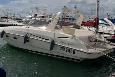 2008 Cantiere Fiart Mare 38 Genius