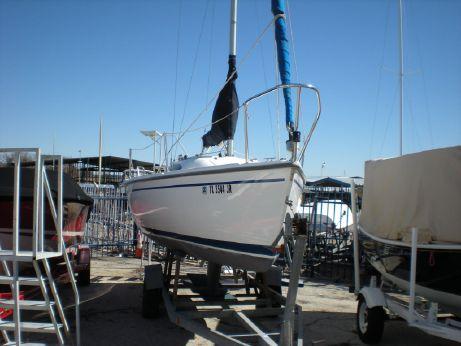 2002 Catalina Capri 22