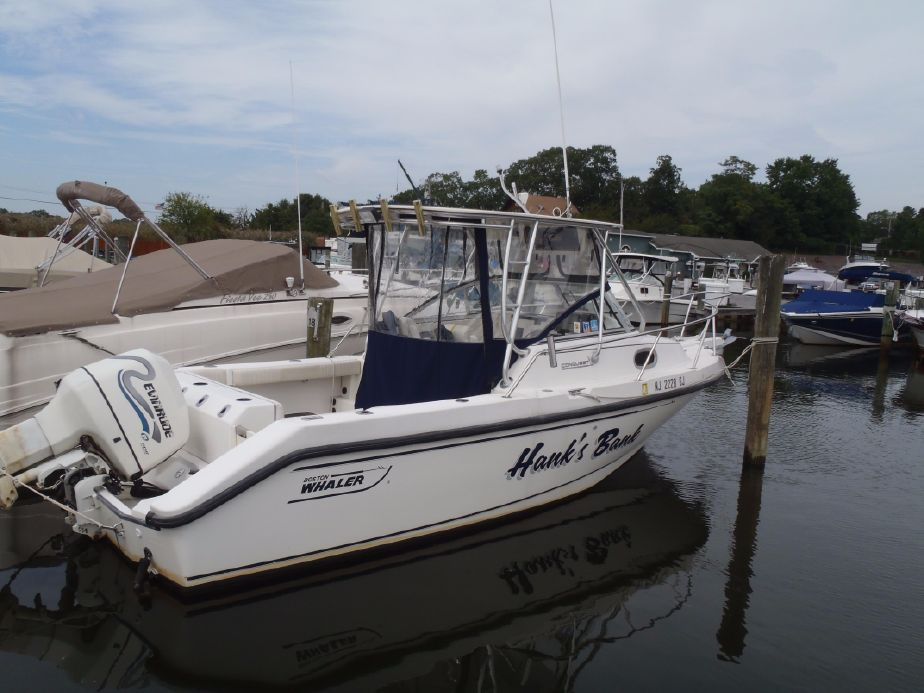 1999 Boston Whaler 23 Conquest Power New and Used Boats for Sale