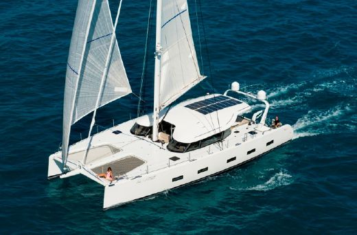 2018 Ocean Explorer C60