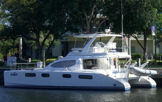 2009 Leopard 47 47 POWER CATAMARAN