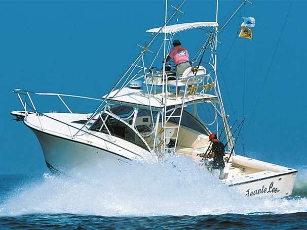 30 ft 1999 albemarle 305 express fisherman