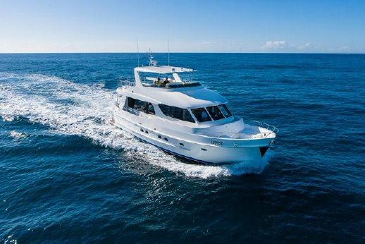 2017 Cheoy Lee Shipyards serenity 61
