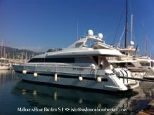 2006 Custom Cantiere Diano 24 Flybridge