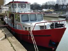 1939 Dutch Steel Motor Cruiser 48ft