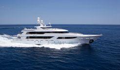 2015 Westport Tri-Deck Motoryacht