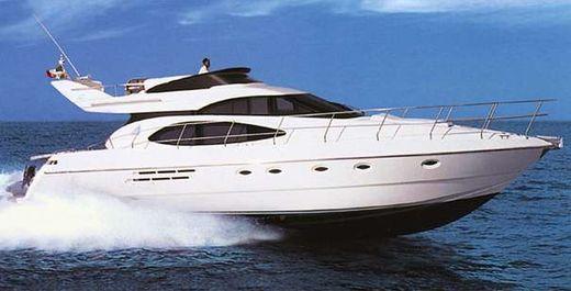 2000 Azimut 52