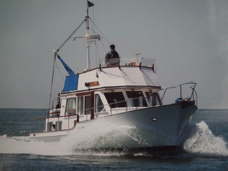1994 Island Gypsy 36