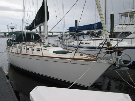 1987 Sabre Yachts 42 Centerboard