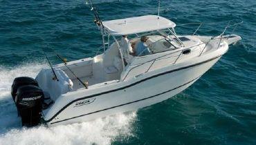 2007 Boston Whaler 255 Conquest