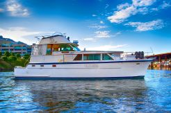 1975 Hatteras yachtfisher
