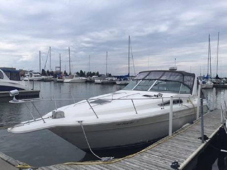 1992 Sea Ray 33 Express Cruiser