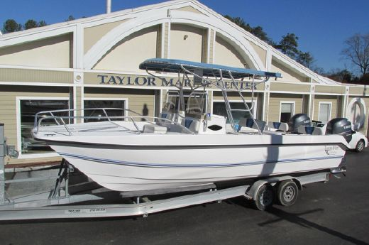 2007 Twin Vee 26 DUAL CONSOLE