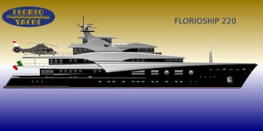 2018 Custom Florioship 220