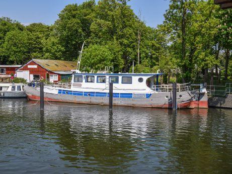 1907 Dutch Barge 22M