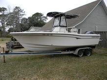 2002 Grady-White 222 FISHERMAN