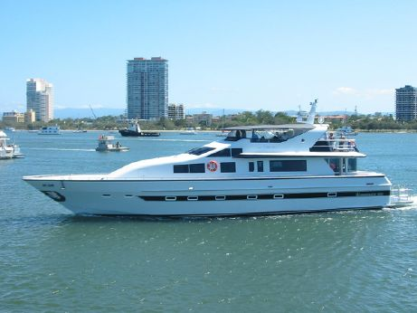 1996 Alan Warwick 30m Motor Yacht