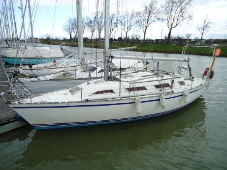 1990 Gibert Marine Gib Sea 352