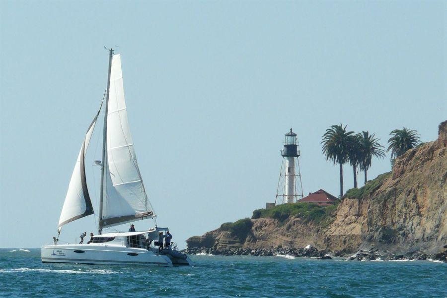Mahe 36 Catamaran for sale in California