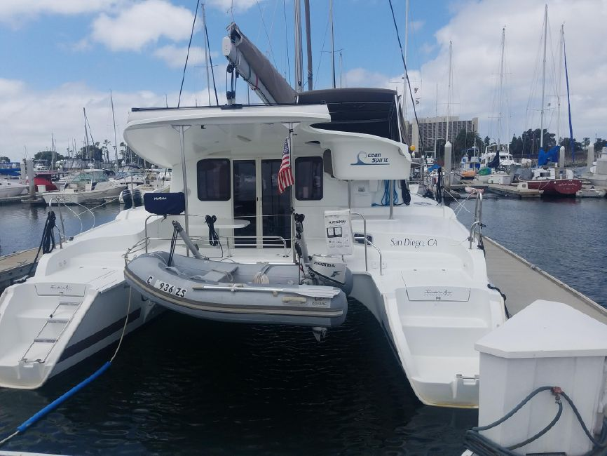 Mahe 36 Catamaran for sale