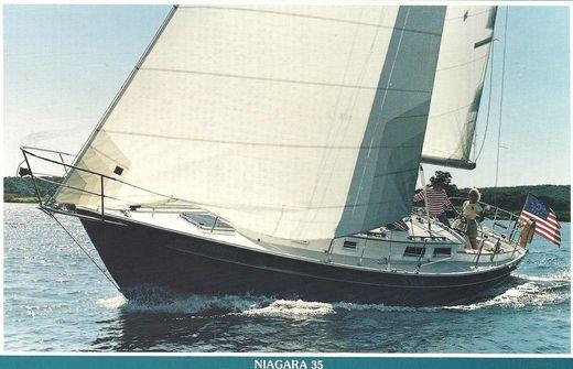 1987 Hinterhoeller Niagara 35 Encore