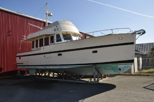 2012 Rhea Marine Trawler 43