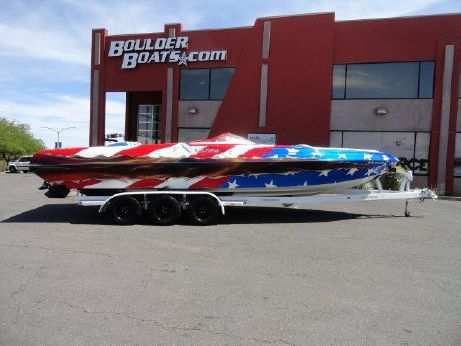 2006 Kachina 30 Drone Open Bow