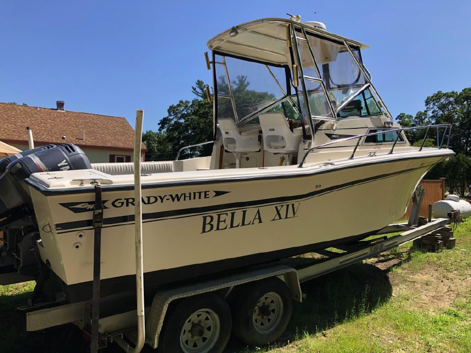 1984 Grady-White Sailfish 2000 Repower Power Boat For Sale - www