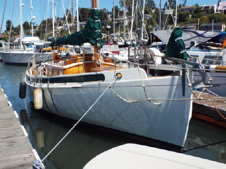 1992 Lyle Hess Falmouth Cutter