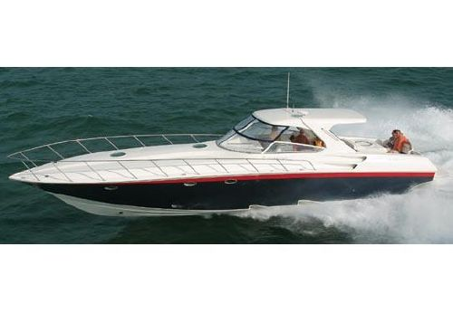 2007 Fountain 48 Express Cruiser