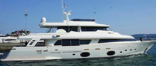 2015 Ferretti Yachts Navetta 33 custom line