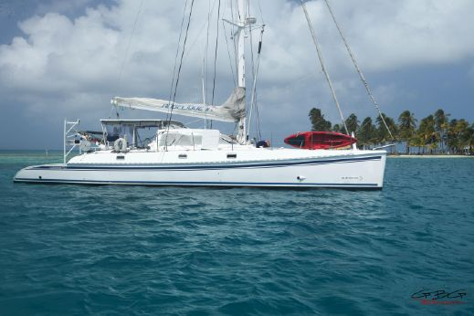 1993 Outremer 55 STD