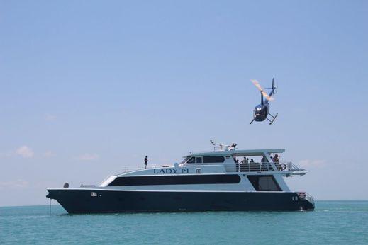 2006 Aluminium Luxury Charter Vessel