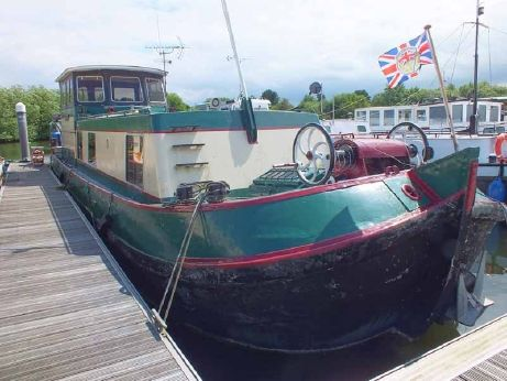 1904 Dutch Barge 60ft