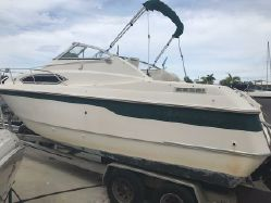 photo of  25' Monterey 255 Cruiser
