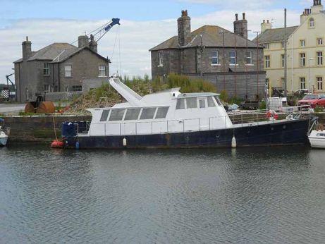 1955 Steel 20m Ex Navy Torpedo Boat
