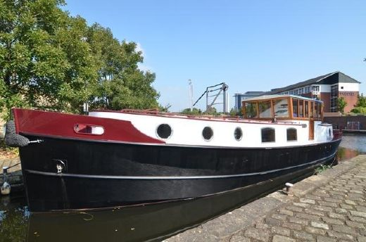 2016 Tyler Wilson Replica Dutch Barge