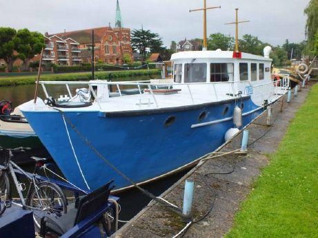 1955 Ex Pilot Boat 50