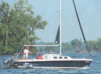 1996 Rhodes 22