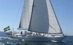 1987 Nautor Swan Swan 61-006 lifting keel