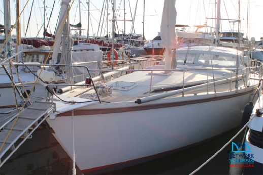 1993 Amel Super Maramu Yacht