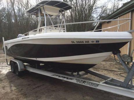 2006 Carolina Skiff Sea Chaser 2400
