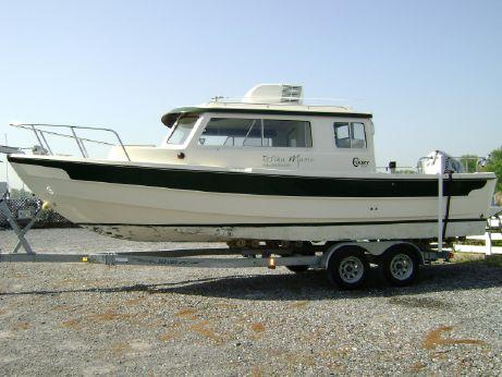 2007 C-Dory 25 Cruiser