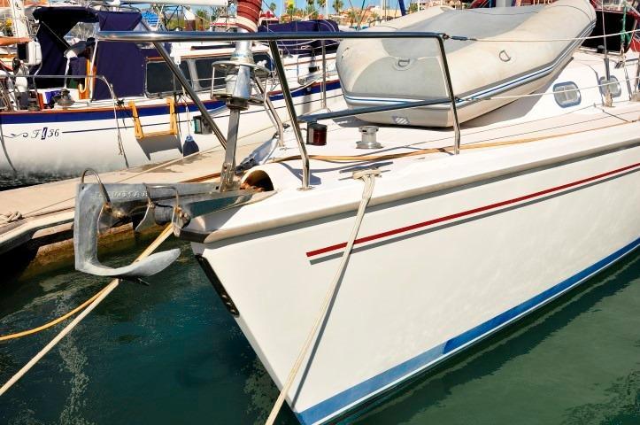 35' Catalina 350+