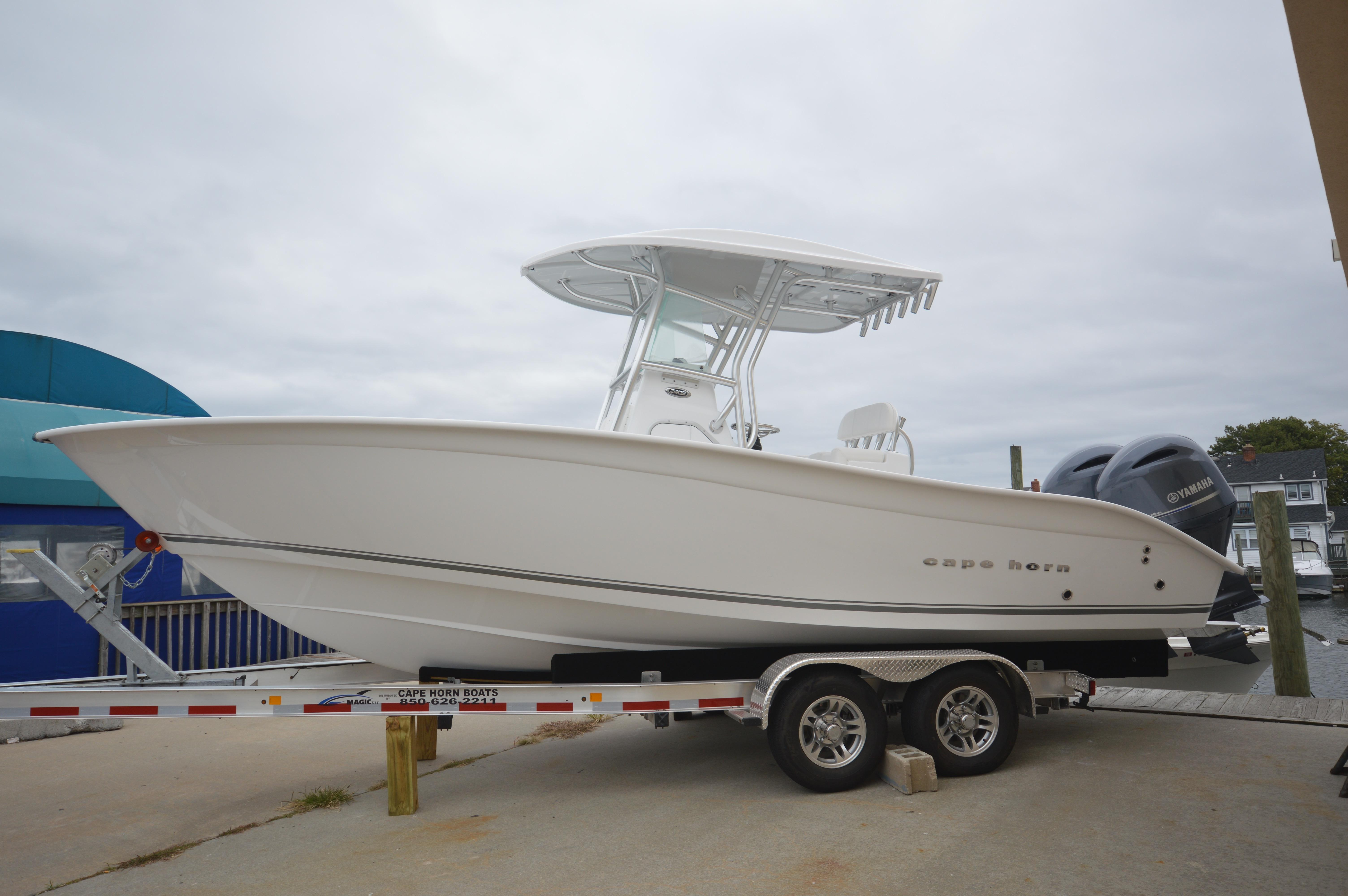 2018 Cape Horn Center Console Power Boat For Sale - www ...