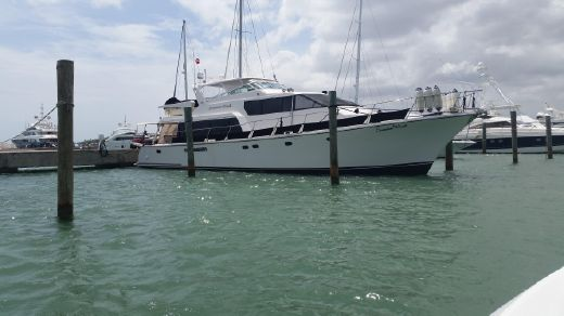2002 Pacific Mariner Motor Yacht