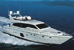 2010 Ferretti Yachts 631