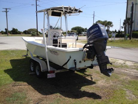 2008 Jones Brothers 20 Bateau